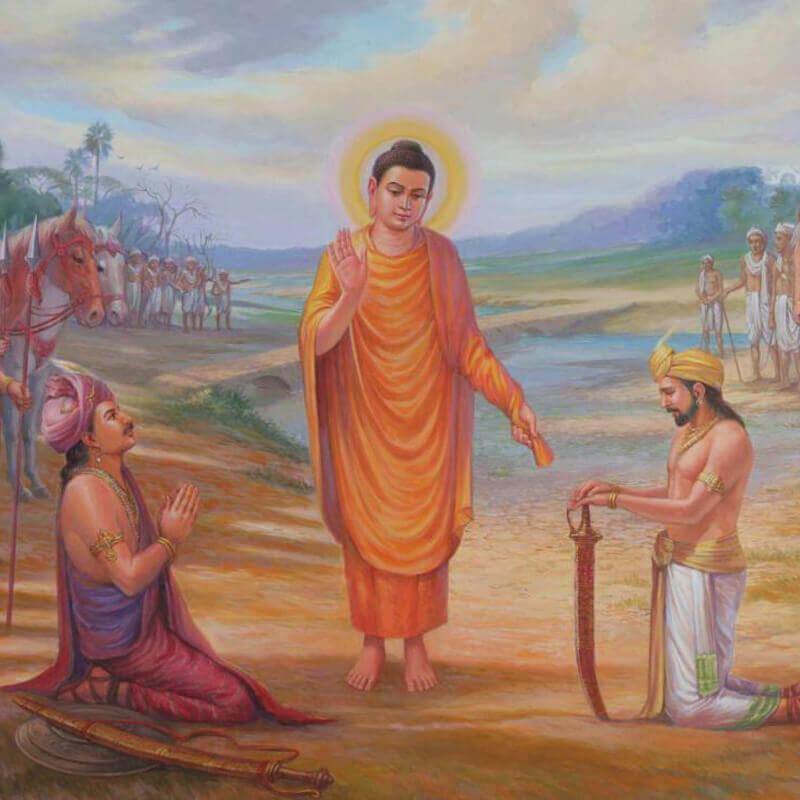 "Image result for mahaparinibbana"""